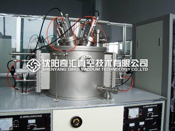 C29系列 矩形靶圆室磁控溅射设备
